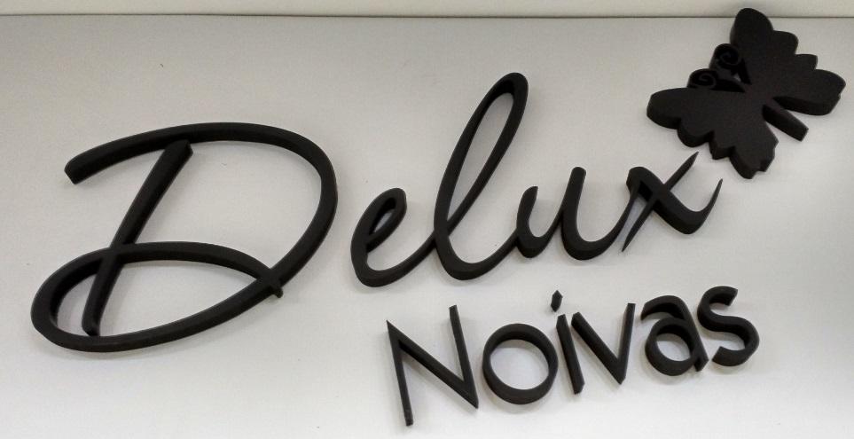 Logo Delux Noivas