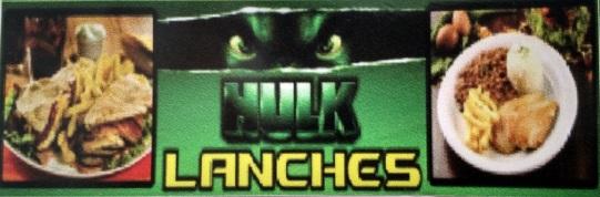 Logo Huck Lanches