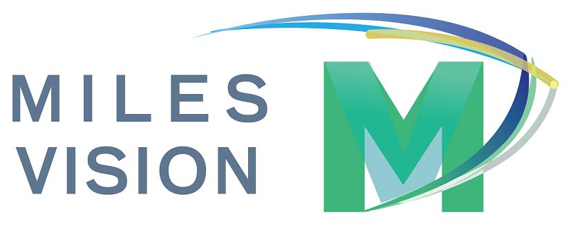 Logo Otica Miles Vision