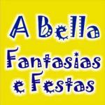 Logo A Bella Fantasias e Festas