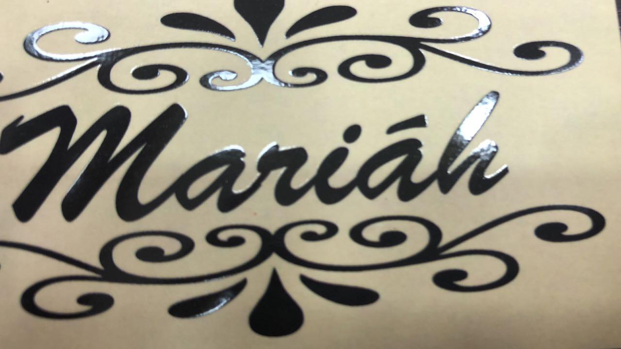 Logo Mariah