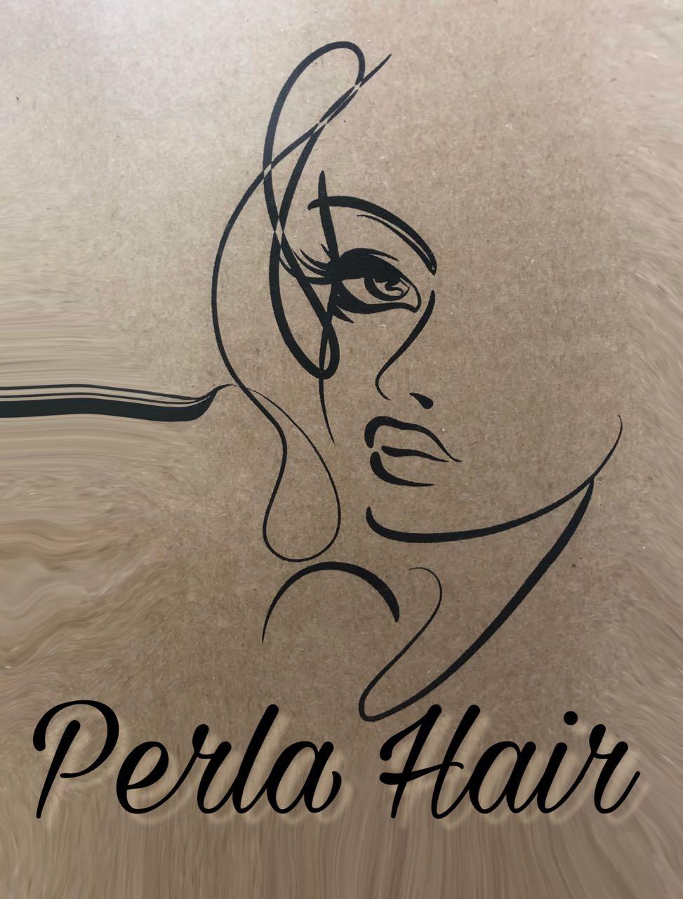 Logo Perla Hair