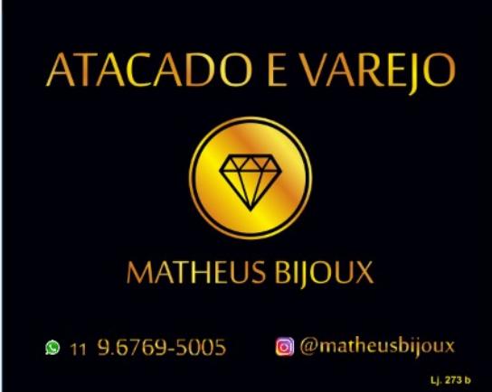 Logo Matheus Bijoux