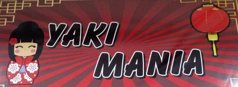 Logo Yaki Mania