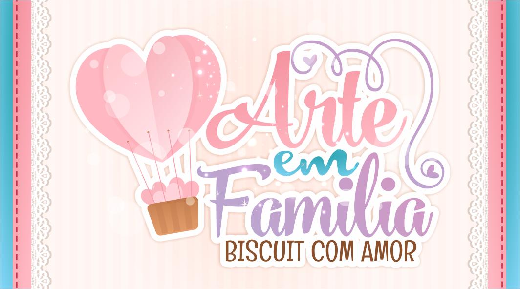 Logo Arte em Familia