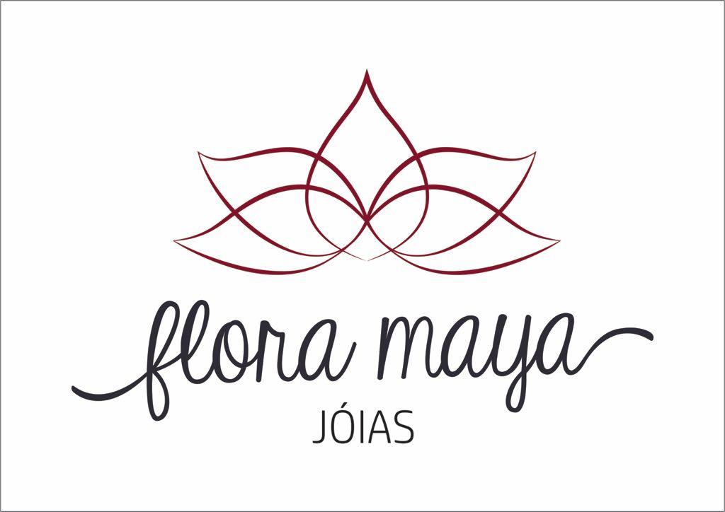 Logo Flora Maya
