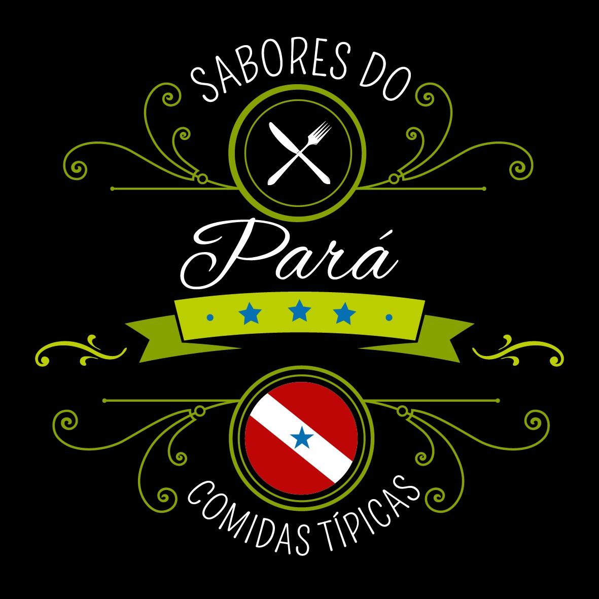 Logo Sabores do Pará